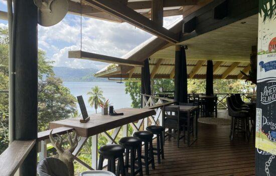 Restaurant Finca Vela Lodge